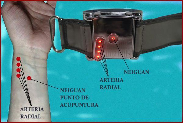 laser arterias
